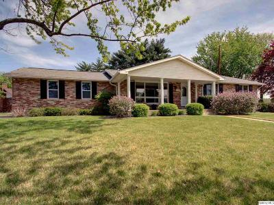 Quincy IL Single Family Home For Sale: $196,500