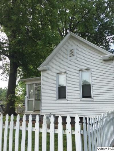 Quincy IL Single Family Home Contingent - Show: $70,000