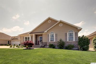Quincy IL Single Family Home For Sale: $219,900