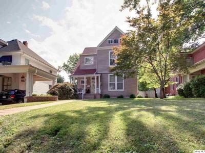 Quincy IL Single Family Home For Sale: $229,000