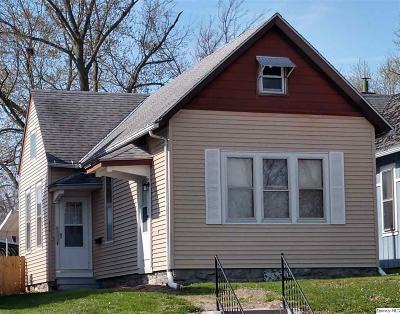 Quincy Single Family Home For Sale: 1320 Lind St