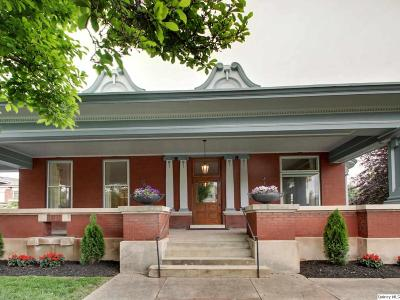 Quincy Single Family Home For Sale: 1803 Grove Avenue