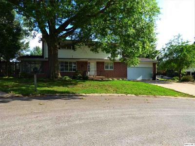 Quincy Single Family Home For Sale: 2630 Rogers Court