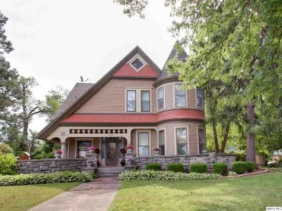 Quincy IL Single Family Home For Sale: $224,500