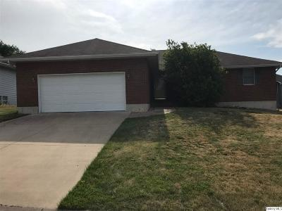 Quincy IL Single Family Home For Sale: $185,000