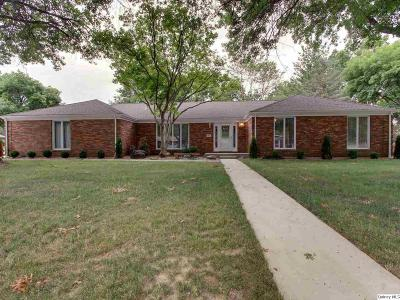 Quincy IL Single Family Home For Sale: $259,900