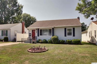 Quincy IL Single Family Home For Sale: $99,500