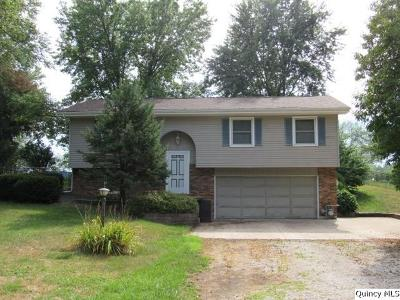 Quincy IL Single Family Home Contingent - Show: $125,000