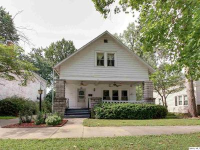 Quincy IL Single Family Home For Sale: $87,900