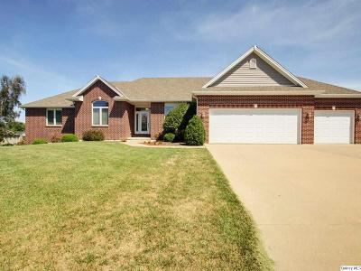 Quincy Single Family Home For Sale: 3725 Stone Crest Dr.