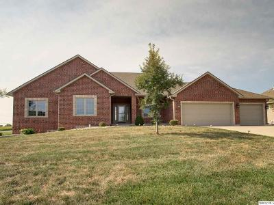 Quincy Single Family Home For Sale: 4714 Caleb Lane