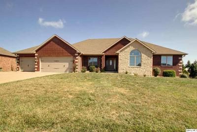 Quincy Single Family Home For Sale: 4625 Caleb Ln