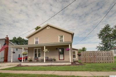 Mendon Single Family Home For Sale: 110 S State Road