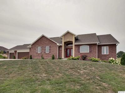 Quincy Single Family Home For Sale: 1126 Timberview Terrace