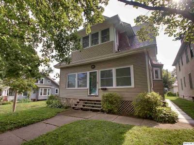 Quincy IL Single Family Home For Sale: $119,900