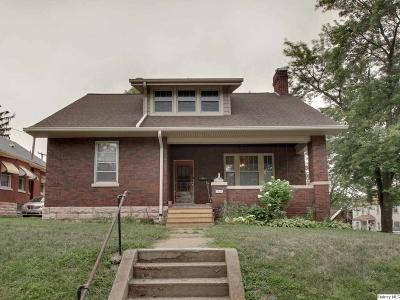Quincy IL Multi Family Home For Sale: $109,900