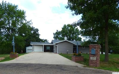 Quincy IL Single Family Home For Sale: $224,000