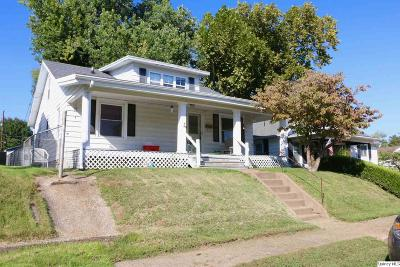Quincy IL Single Family Home For Sale: $87,500