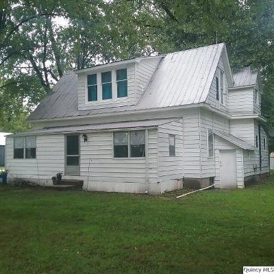 Quincy IL Multi Family Home For Sale: $129,900