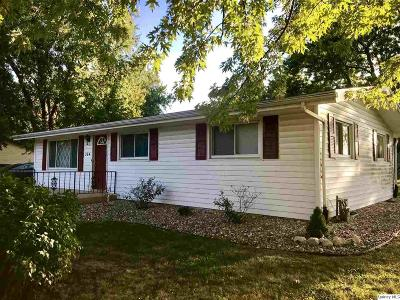 Payson Single Family Home For Sale: 304 Sycamore St