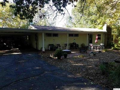 Quincy IL Single Family Home For Sale: $164,900