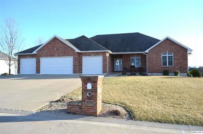 Quincy Single Family Home For Sale: 4516 Covington Ln
