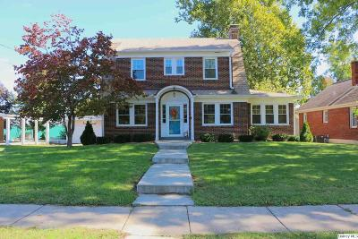 Quincy IL Single Family Home For Sale: $178,000