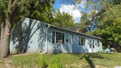 Quincy IL Multi Family Home For Sale: $159,500