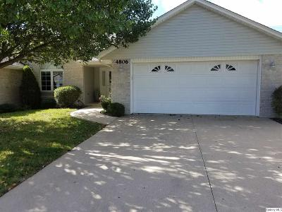 Quincy IL Single Family Home For Sale: $168,900