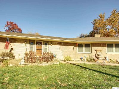 Quincy IL Single Family Home For Sale: $199,000
