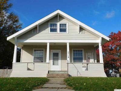 Mendon Single Family Home For Sale: 318 S State Road