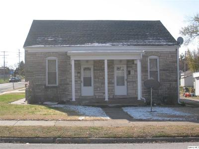 Quincy IL Multi Family Home For Sale: $89,900
