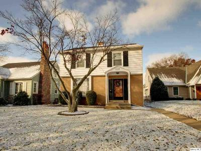 Quincy IL Single Family Home For Sale: $144,900