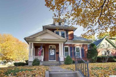 Quincy IL Single Family Home For Sale: $174,900