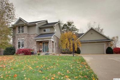 Quincy Single Family Home For Sale: 2720 Parkwood Drive