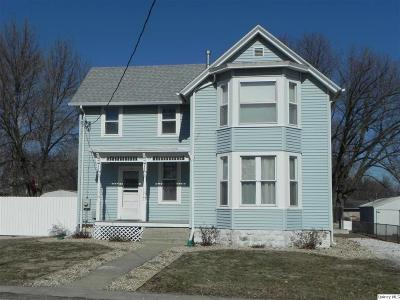 Mendon Single Family Home Contingent - Show: 335 E South Street
