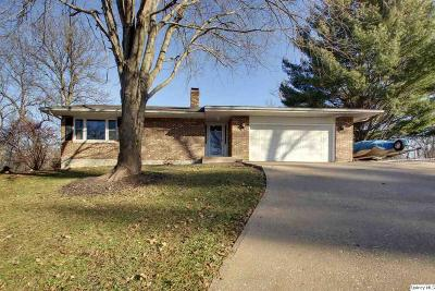 Fowler Single Family Home For Sale: 1469 South