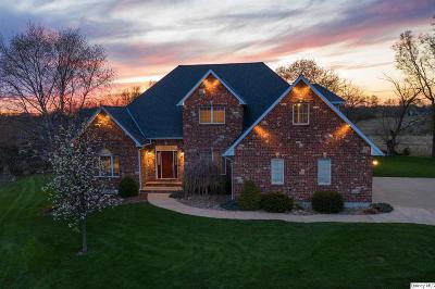 Quincy Single Family Home For Sale: 1000 Duxbury Ct