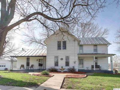 Payson Single Family Home For Sale: 102 E Brainard