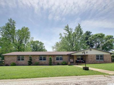 Quincy IL Single Family Home For Sale: $189,900