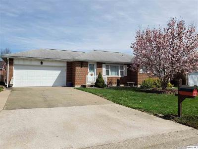 Quincy IL Single Family Home For Sale: $159,900