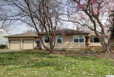 Quincy IL Single Family Home For Sale: $155,000