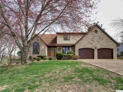 Quincy IL Single Family Home Contingent - Show: $264,900