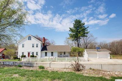 Quincy IL Single Family Home For Sale: $275,000
