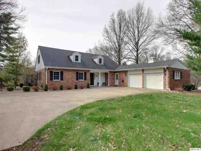Quincy Single Family Home For Sale: 4703 McCarthy Lane