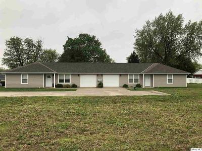 Ursa Multi Family Home For Sale: 114 East St