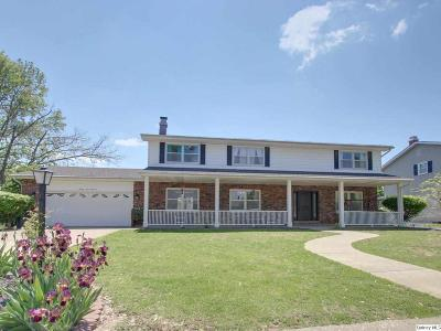 Quincy IL Single Family Home Contingent - Show: $199,900