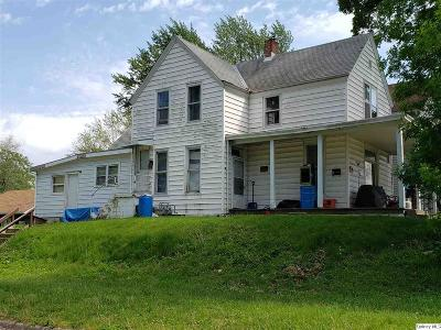 Quincy IL Multi Family Home For Sale: $27,500