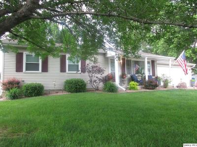 Fowler Single Family Home Contingent - Show: 8107 Dawn Road