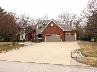 Quincy Single Family Home For Sale: 720 Birdie Lane